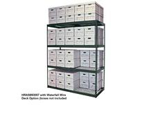 POWER RECORD ARCHIVE SHELVING
