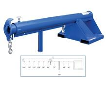 LIFT-MASTER TELESCOPING JIB CRANE